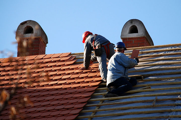 Yes! Hire a Roofing Contractor