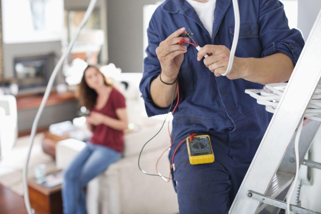 electrician Milton