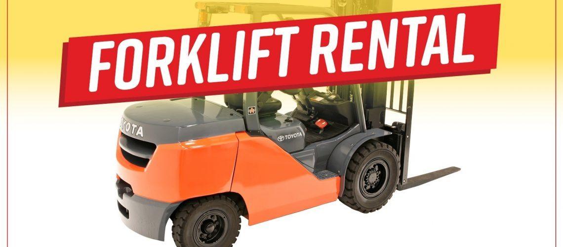 Reasons to get mini forklift rental